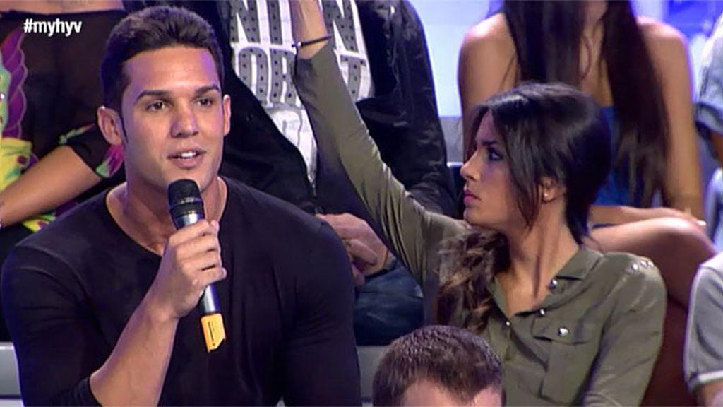 """Yanira, a Santana: """"Cuanta con lo que me has estado amenazando todo este tiempo"""""""
