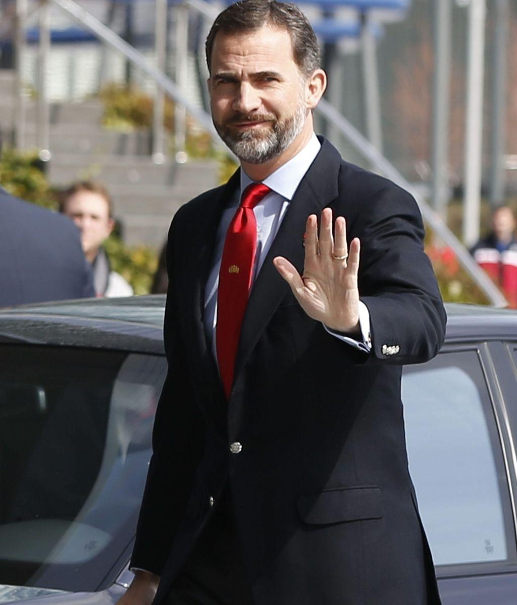 El Príncipe mantiene la distancia con la familia de la Infanta Cristina