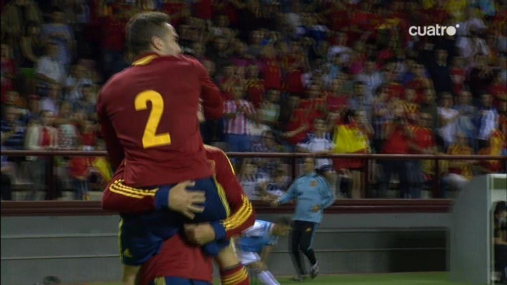Morata, fiel a su cita con el gol ante Albania