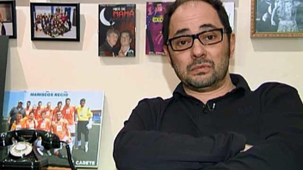 'Hoy se nos avecina... Antonio Recio'