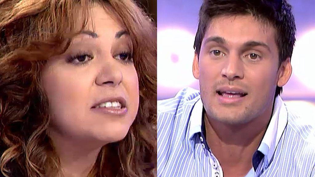 La hermana de Vicente está resentida con Juanjo