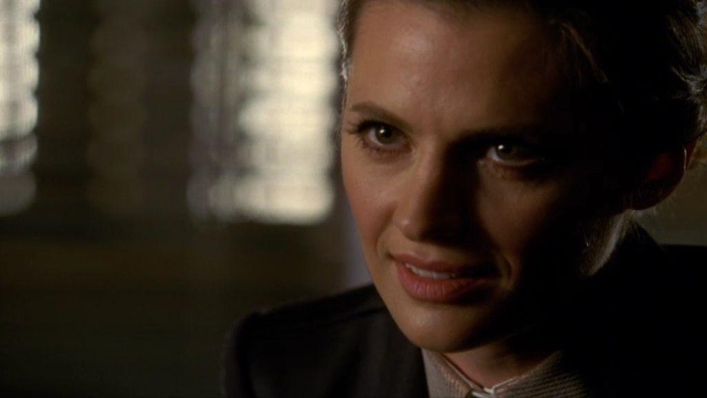 """Beckett al senador: """"En mi sueño soy yo la que aprieta el gatillo"""""""