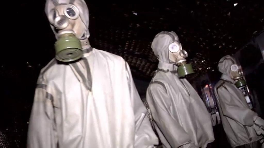 'Los liquidadores' se ocuparon de minimizar el desastre de Chernóbil