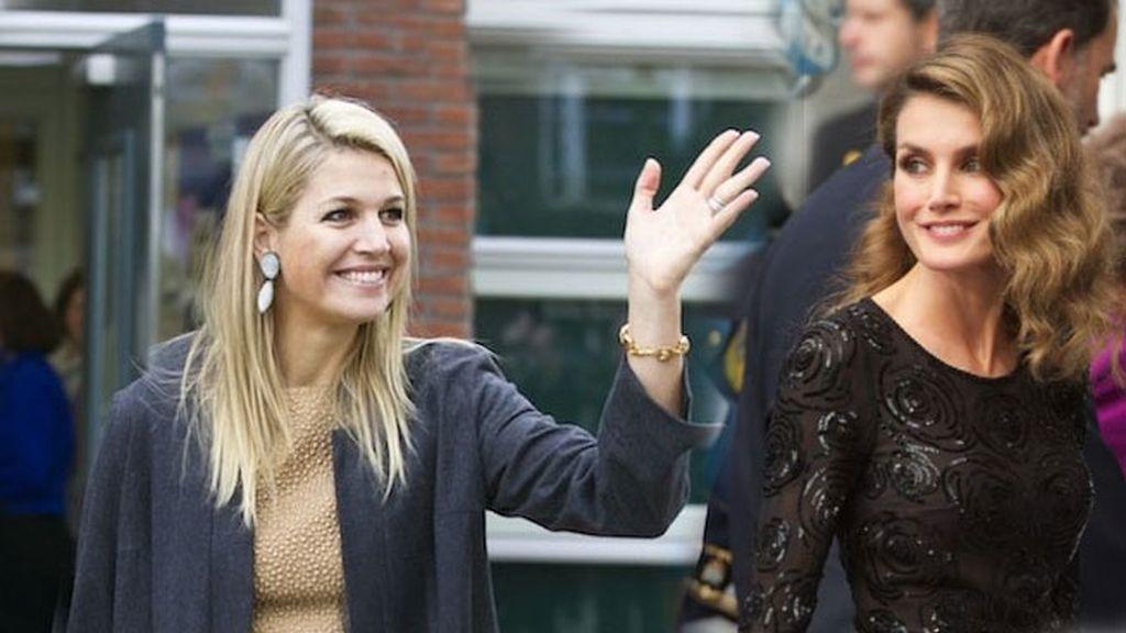 Máxima y Letizia, las reinas del siglo XXI
