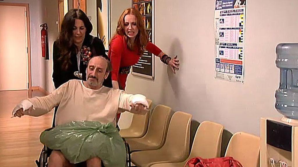 El accidente de Enrique...