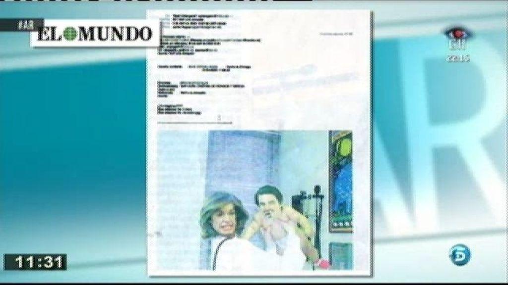 Torres presenta los documentos que confirmarían la reunión con Camps y Barberá en Zarzuela