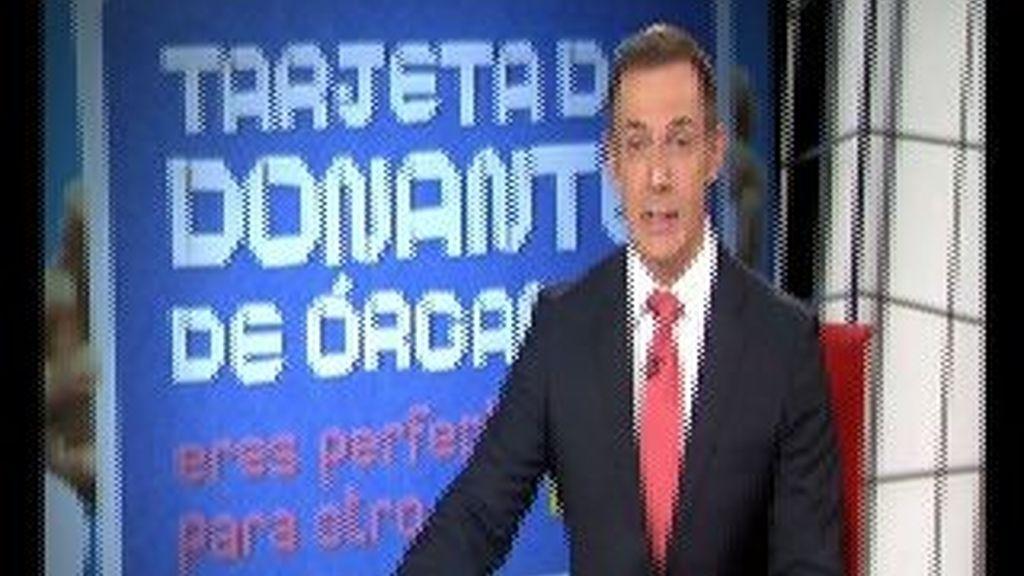 España, también en 2012, líder mundial en materia de trasplantes