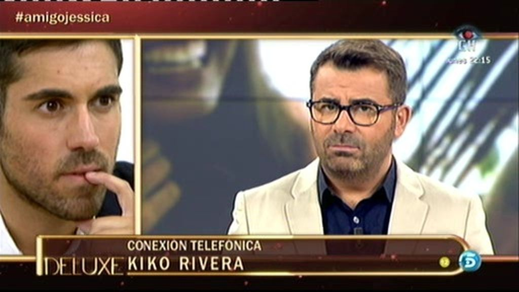 Kiko Rivera duda de Jessica Bueno