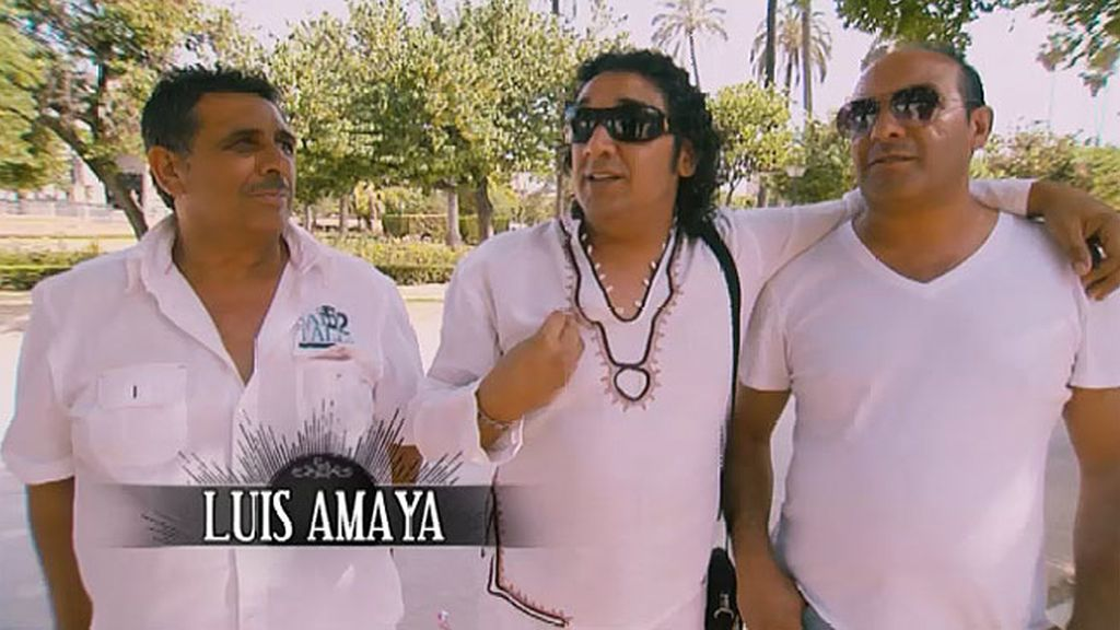 Luis Amaya y Remedios Amaya estarán en la boda