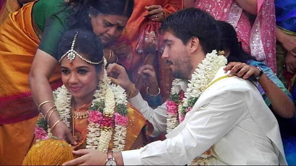 ¡Vinatha y Diego ya son marido y mujer!