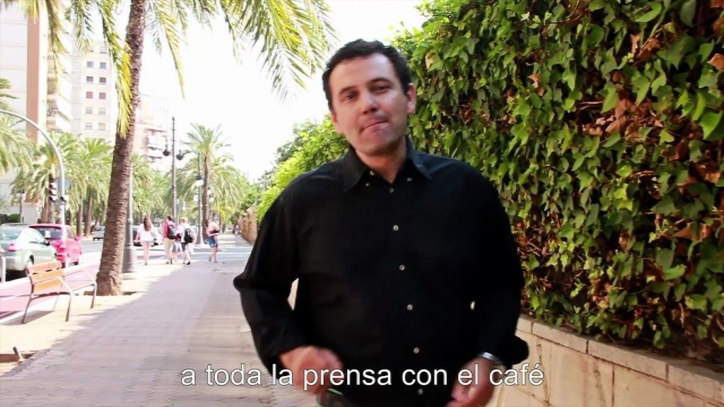 El proyecto de Jose Miguel Aparicio