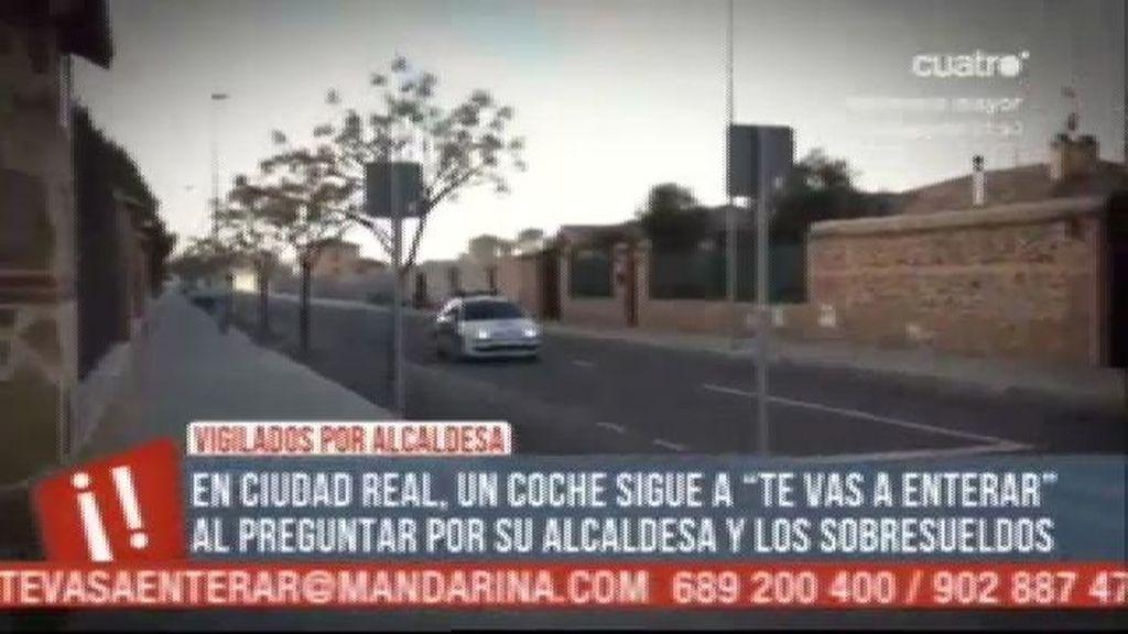 Perseguidos en Ciudad Real