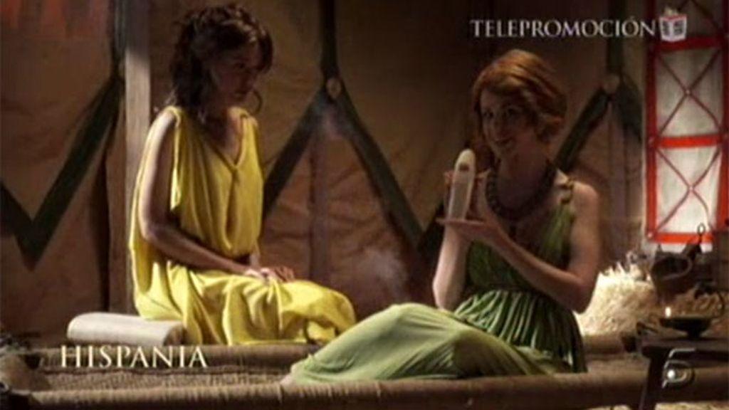 'Hispania', con Marta Torné