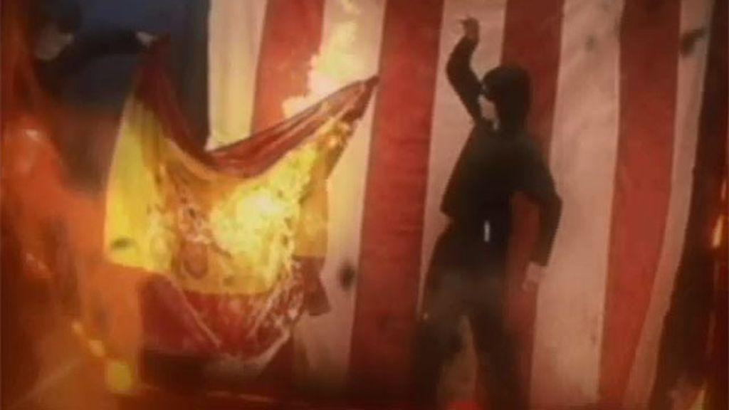 Así se prepara la extrema derecha para el 12 de octubre en Cataluña
