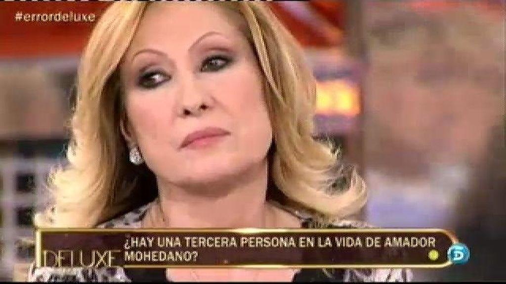 Amador Mohedano ni confirma ni desmiente