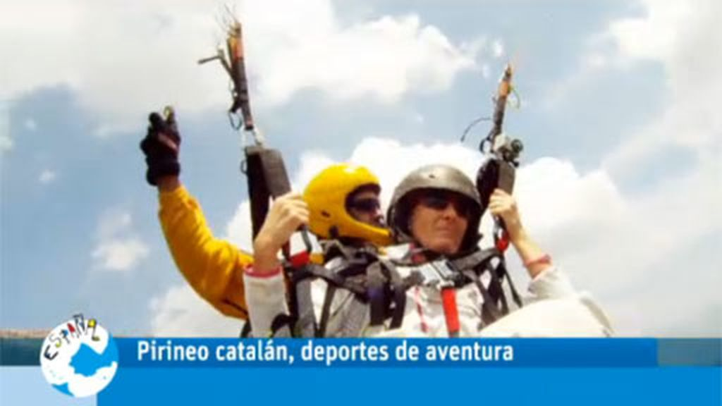 Pirineo catalán, adrenalina pura