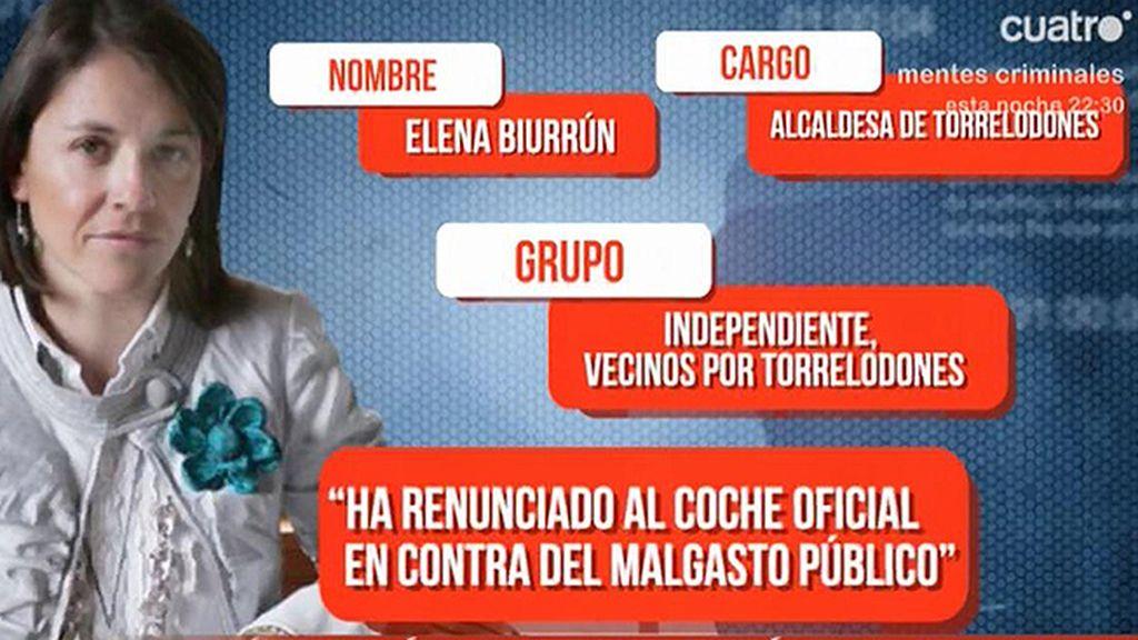 """La alcaldesa de Torrelodones: """"El coche que usé es de la flota del ayuntamiento"""""""