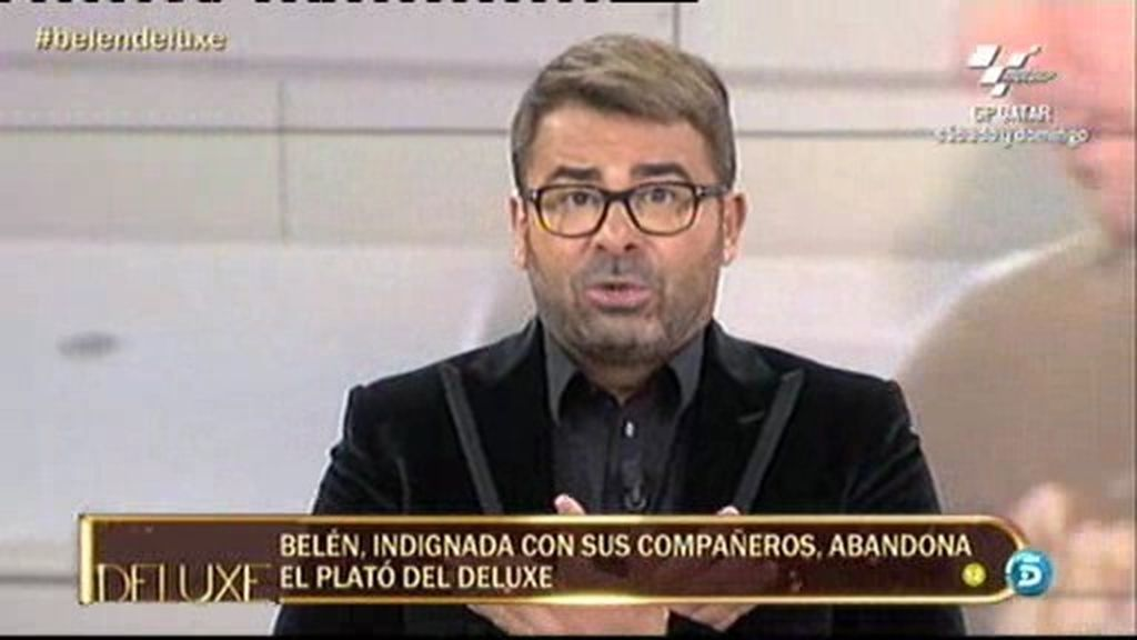 "Jorge Javier: ""Todos somos culpables"""