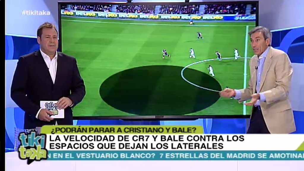 ¿Puede la defensa del Barcelona parar a Cristiano y Bale?