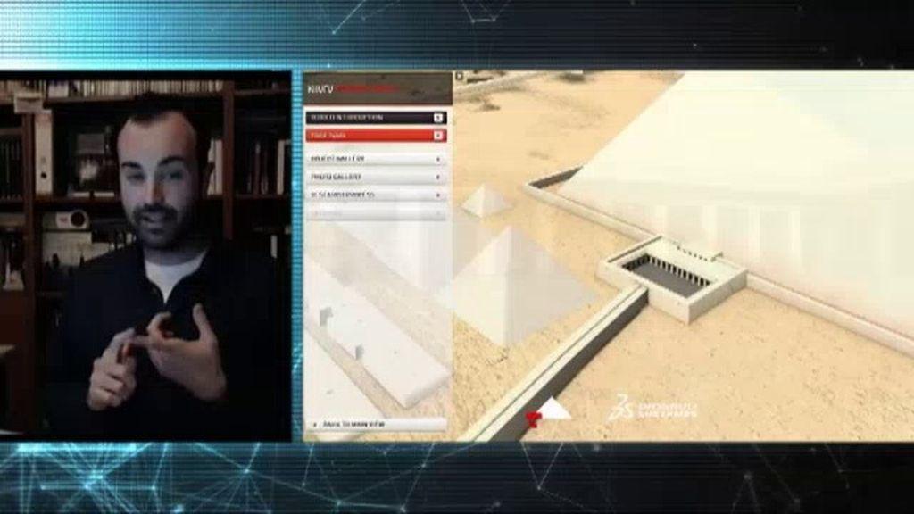 Misterios 4.0: Giza 3D