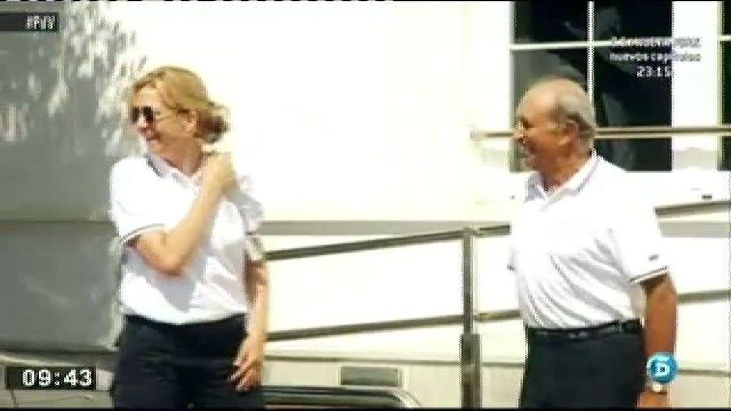 El juez Castro se pronunciará después del verano sobre la imputación de la Infanta