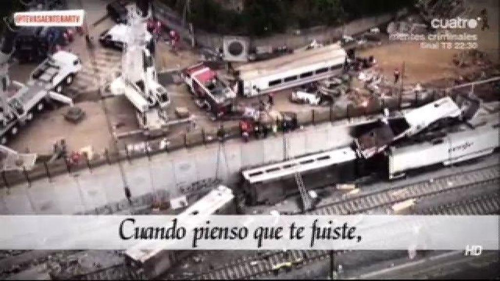 El homenaje de 'Te vas a enterar' para las familias de las víctimas del accidente