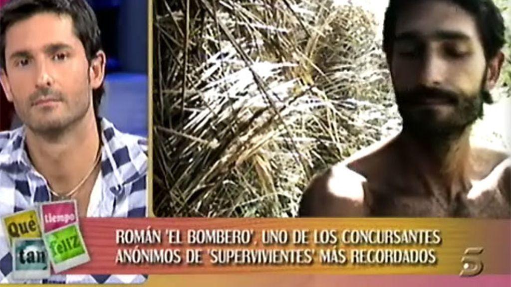 Román, el superviviente