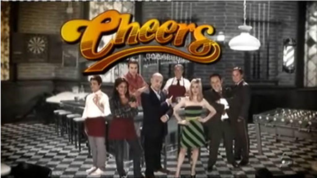 Tele5 abre esta noche 'Cheers'