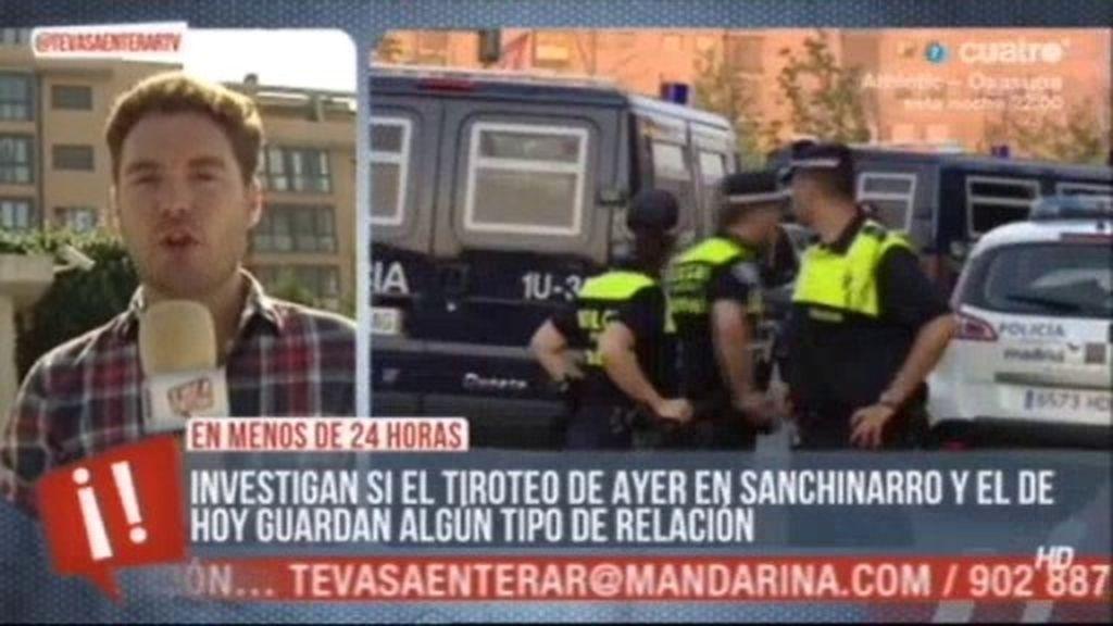 ¿Tienen conexión los tiroteos de los barrios de Sanchinarro y Hortaleza?