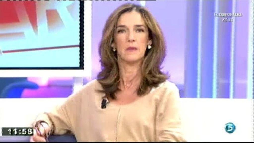 Ana María Aldón, enfrentada a Gloria Mohedano