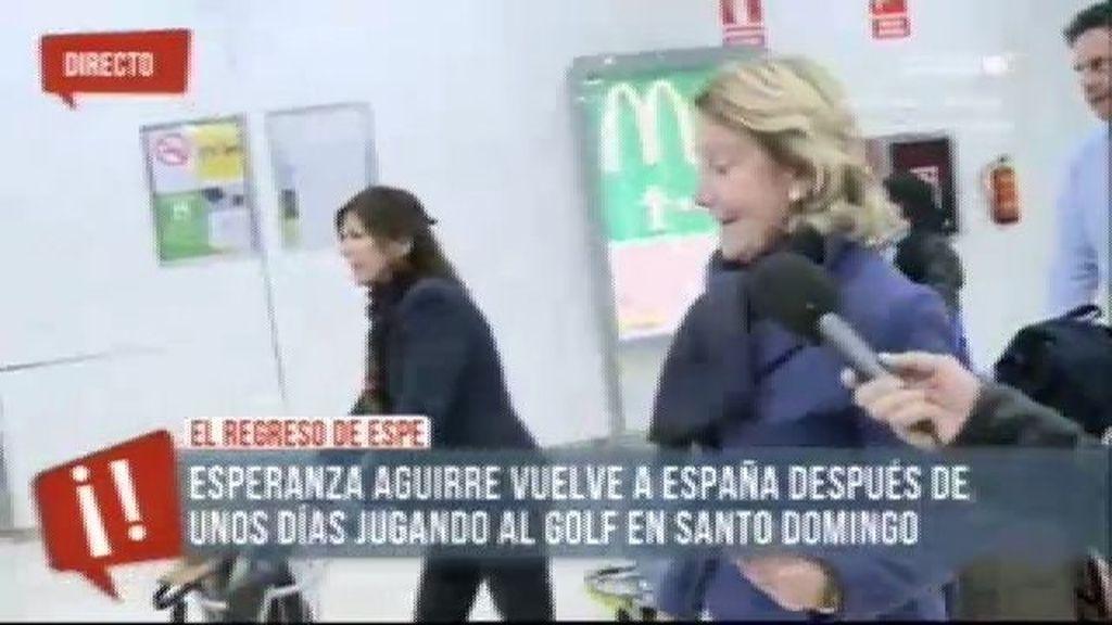 """Aguirre: """"Tengo cara de chivo expiatorio"""""""