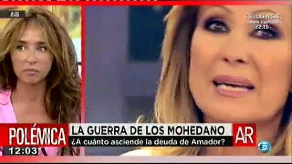 Un familiar de Rosa Benito va a dejar en mal lugar a la colaboradora de 'Sálvame', según Patiño