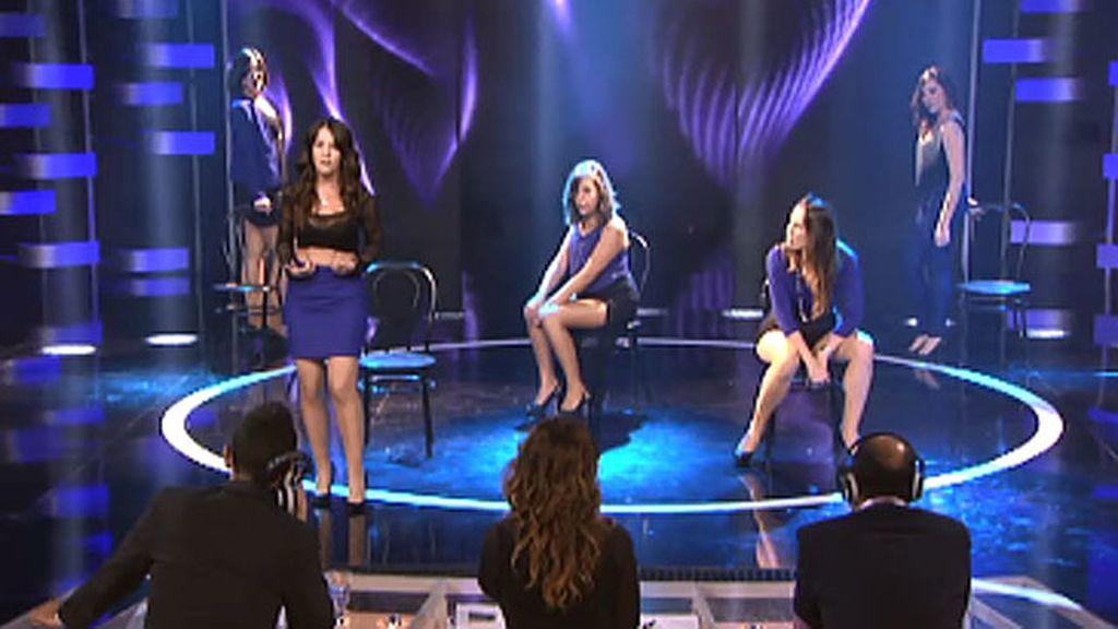 Deudeveu, de 19 a 24 años, grupo vocal