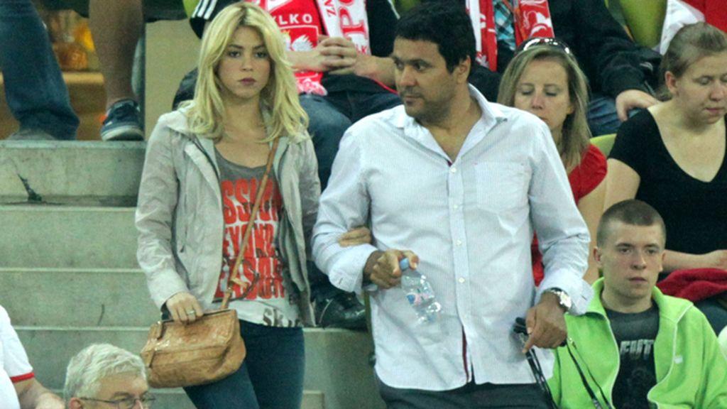 Shakira, 'loca' con España