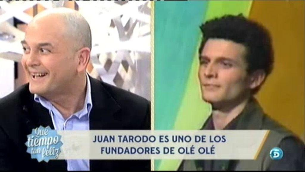 """Juan Tarodo: """"Estaba estudiando medicina cuando la música se despertó en mí"""""""