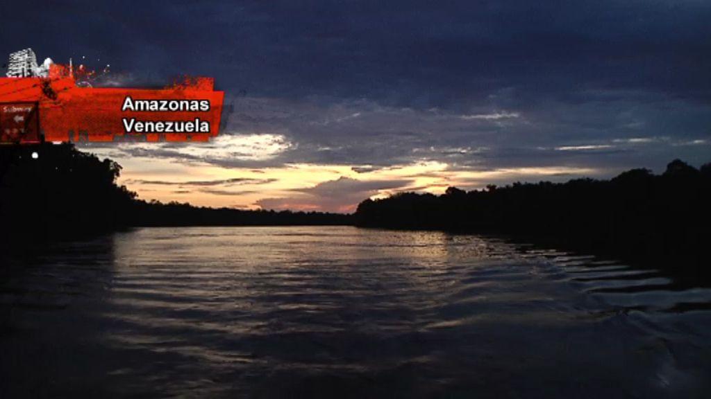 Travesía en barco por el Amazonas