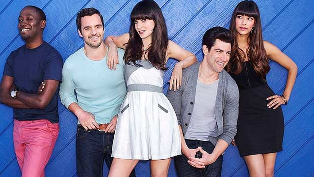 'New girl', estreno segunda temporada
