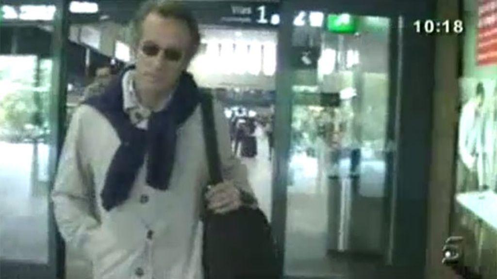 Alfonso Díez ya está en Sevilla
