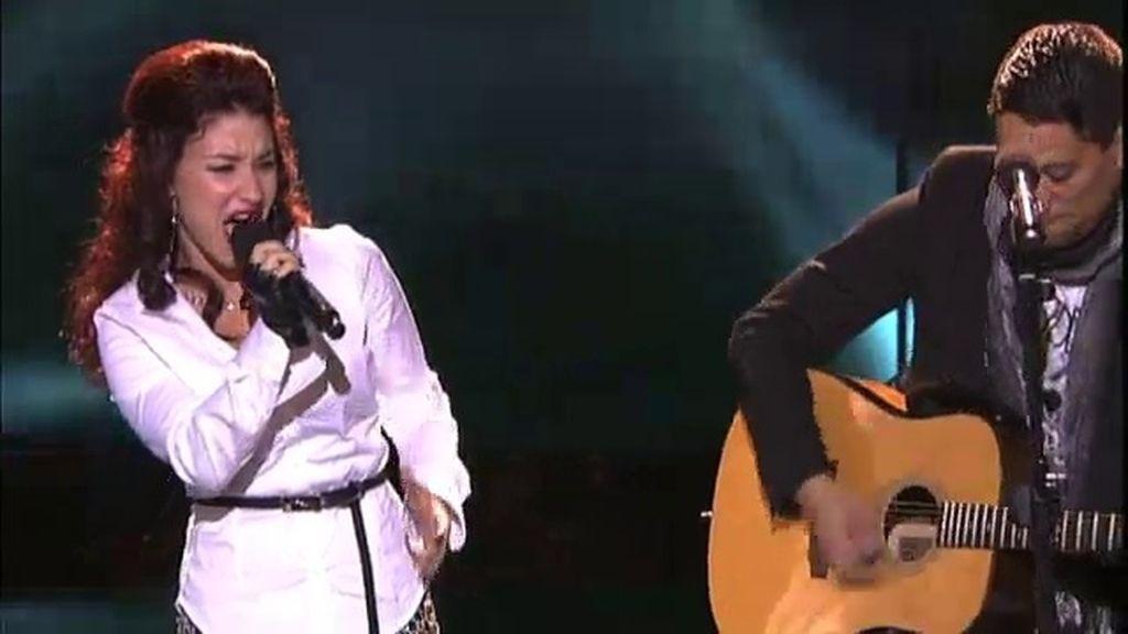 Leydanis y Wil, 33 y 34 años, dúo musical