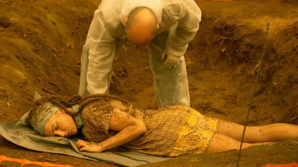 La turista aparece muerta