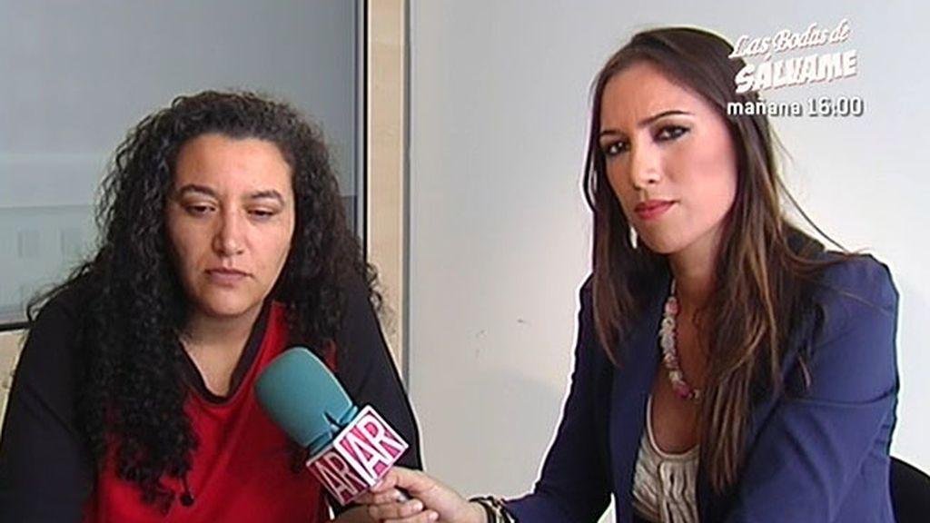 """Mari Carmen: """"Los padres que nos han criado son otras víctimas"""""""