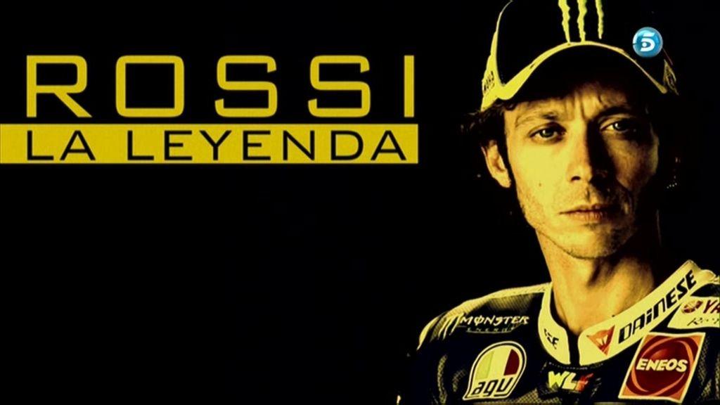 Valentino Rossi, la leyenda