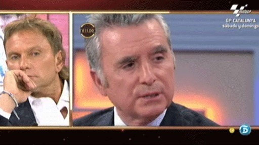"""Aparicio: """"No le debo ni un duro a Ortega"""""""