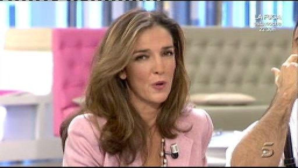 Lydia Bosch demandó a su ex en 2010 para que abandonara un piso propiedad de la actriz