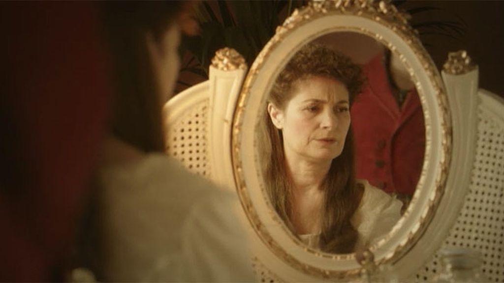 La duquesa no devuelve la caja a Inés