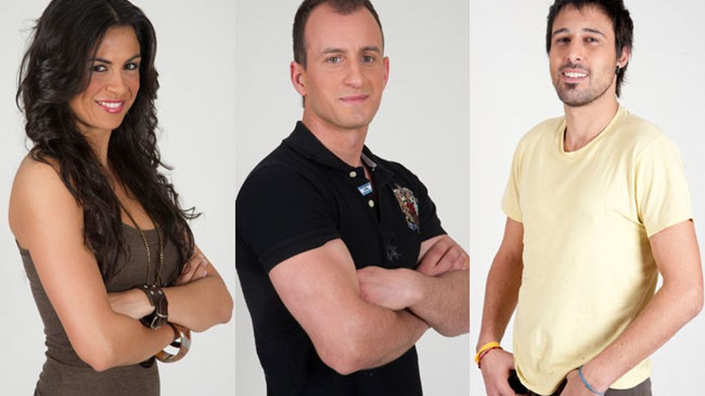 Berta, Sergio y Hugo, eliminados