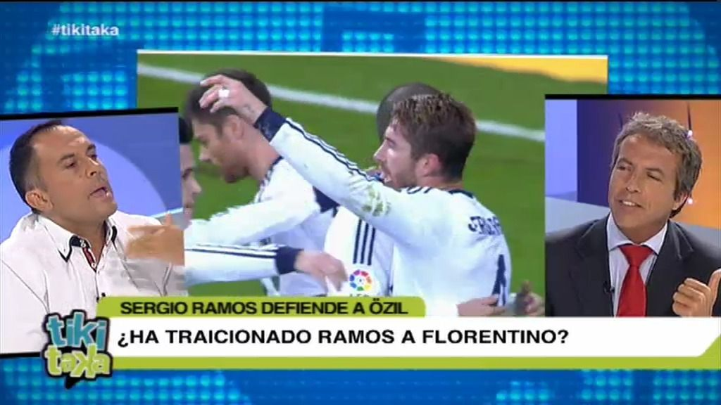¿Ha traicionado Ramos a Florentino?