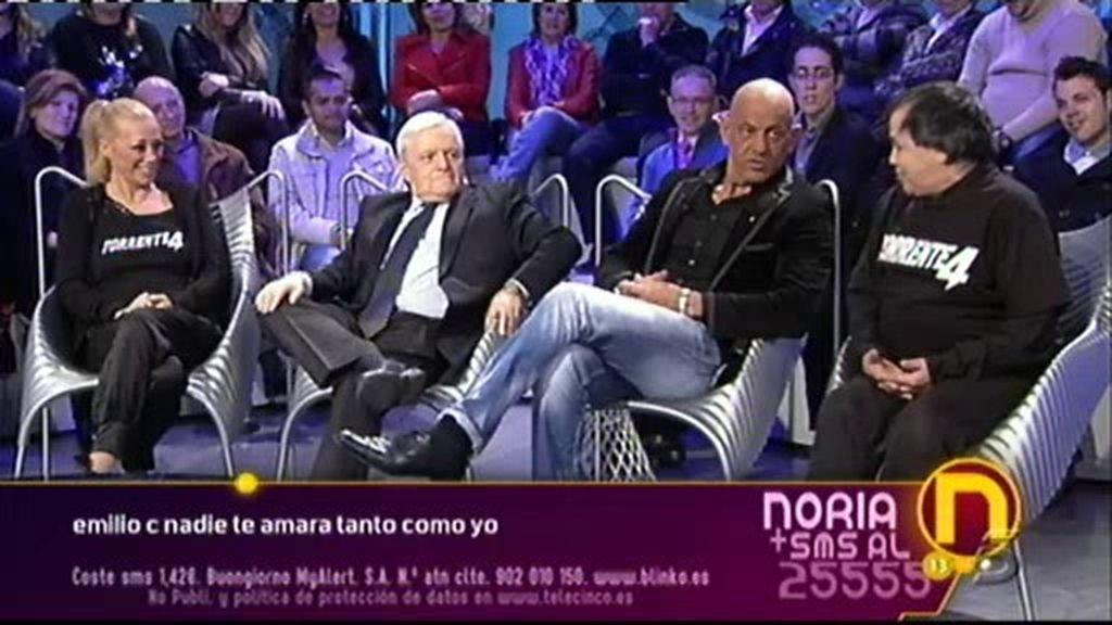 Cañita Brava vuelve a 'Torrente'