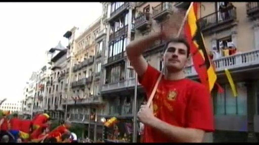 La fiesta en Madrid