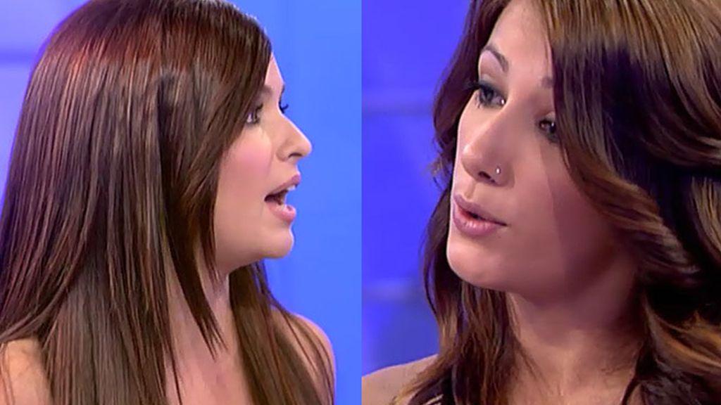 Shasha tiene una confidencia sobre Cristina
